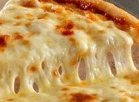 pizza no liquidificador