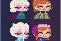 Frozen da Disney