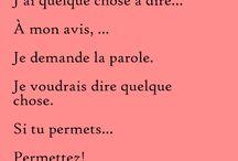 Parole en francais