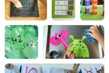 Maths and science activities (matte og naturfag for barn)