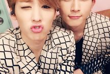 ukiss  / I luv u Kevin;