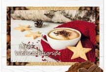 Weihnachtsgrüße mit Tee oder Kaffee / Grußkarten mit Tee oder Kaffee als Standardbrief mit der Post versenden. Karten: 17x11cm, Vordeseite mit Weihnachtsmotiv, Rückseite Platz für Adresse und Grußtext (ähnlich einer Postkarte). Wir haben viele verschiedene Motive für Sie im Angebot