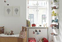 Nursery Inspiration / Nursery decor and design eye candy.