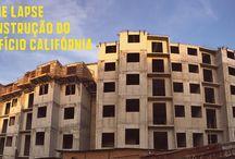 Edifício Califórnia Carapicuíba / Em Carapicuíba, na rua Califórnia, um edifício de concreto quase pronto se destaca na paisagem. É o edifício Califórnia: novo empreendimento da RG Arquitetura e Construção.  A obra entrou em etapa de finalização e inicializará as vendas de apartamentos prontos para morar ainda este ano. Entre em contato e faça sua reserva! Aptos de 46m2  A partir de $165.000 mil 2 quartos - Cozinha Integrada - Sacada Pisos inferiores com espaço para Jardim! 1 vaga - garagem coberta e descoberta