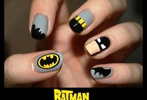 superhero s nails
