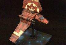 X-wing Repaints