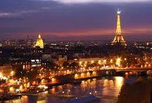 """Paris / """"I love Paris in the summer when it sizzles."""" - Cole Porter"""