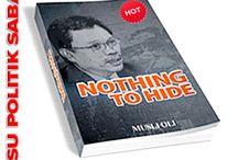 AKAN DATANG !! Nothing To Hide - Isu Politik Sabah
