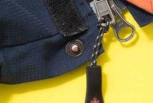 Zipper Pulls / Some great inspiration for your zipper pulls! #Zipper #GB