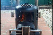 Hobby gril