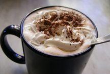 Recepty káva*čokoláda