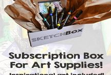 Subscription Boxes for Creative People