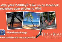 WIN 2 nts at Thala! / It's easy peasy - share your 'Best Moments at Thala' photo competition. All details for competition at www.thalabeach.com.au/social