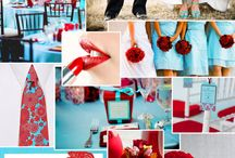 "Red and ""Blues"" Wedding / by Jackie Rincon"