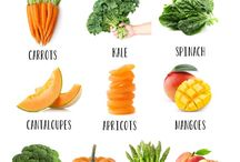 Nutrition / Useful info about healthy eating