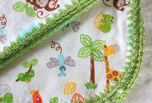 Crochet Blanket Edge