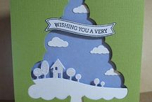 Christmas cards I want to make / by Jackie sockdreamer
