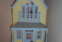 My Second Dolls House - Sea Shells / This is my second dolls house. It is a discontinued Dolls House Emporium house which was called the Summer House.