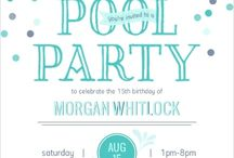 Poolpartys