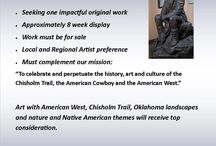 Seeking Artist Submissions for Garis Gallery of the American West / A new rotating exhibit began in January 2017. Regional artists will have a piece, or up to three pieces displayed for 6 to 8 weeks, in the Garis Gallery of the American West.
