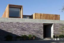 Arquitetura com Diferentes Materiais