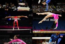 Gymnastics / Quotes, inspiration, Olympians and everything related to gymnastics!