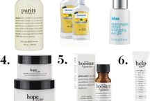 Beauty & Skincare Products To Try