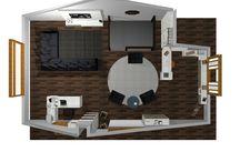MM Designer de Interiores... / Projetos Realizados