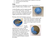 Mosaic How To's / Tips and Tricks for Mosaic Artists and Enthusiasts!