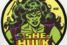Comic Books / Super Heros