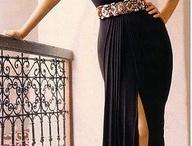black dress / by Nancy Akuamoah