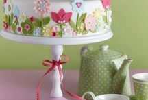Food - cakes, decorated
