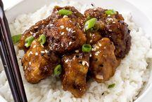 Slow Cooker Tso Chicken