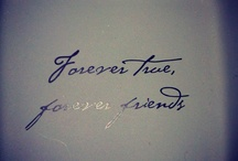 Tattoo ideas with jo / Love the quote