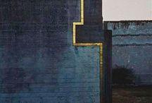 Light wall detail