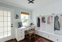 Inspired | Mudrooms / Functional and stylish entryways