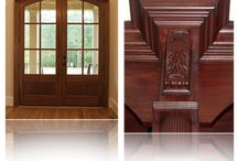 Flex Trim Stainable Product / Stainable products are manufactured by Flex Trim for make an exact or replicate stain-grade wood mouldings.