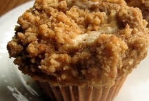 cupcakes, cookies, tarts, pies, bars and snacks / by Elizabeth Friederich-Weiss