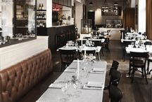 Inspiration restauranginredning / Här samlar vi olika inspirationsbilder för restauranginredning och restaurangmöbler.