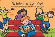 Mijn kinderboeken / Wiebel & Kriebel
