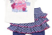 babykleding meisje / Merk babykleding van stoer tot lief!
