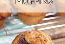 MMMMM Muffins / Tasty muffin recipes to make and delight your friends and family.