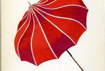 PARAPLUIE & UMBRELLA / Parapluie, Ombrelle, Umbrella
