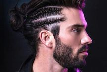 Mens hair - braids