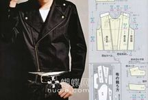 Sewing - men's jackets