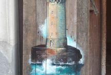 Fond de bois (tableaux)