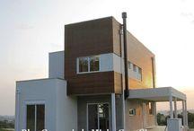 Casa Sustentável Construída em 16 Horas em SP! / Veja + Inspirações e Dicas de decoração no blog!  www.construindominhacasaclean.com