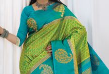 Traditional Sarees by Tathastu Pune / The best of Traditional Sarees collection at Tathastu, Pune