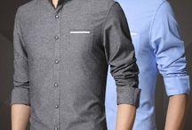 shirt mandarin collar