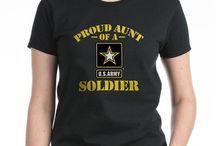 army aunt / by Karen Mize